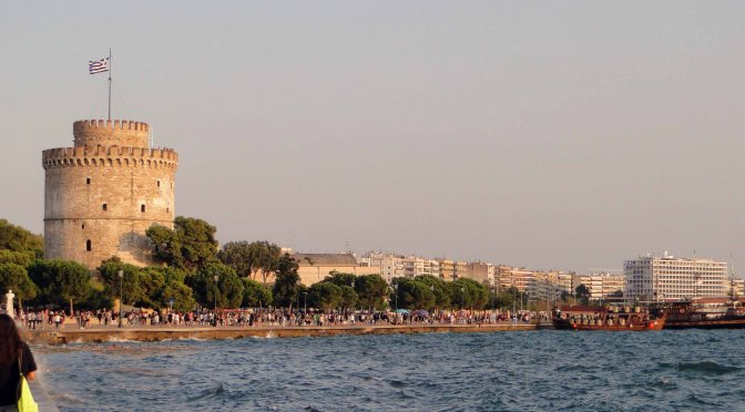 Thessaloniki: history in your face